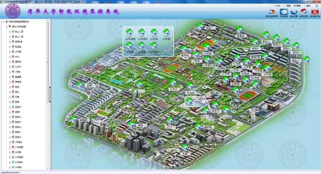 融智学院新校区平面图