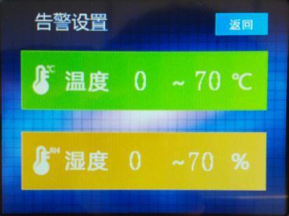 网络温湿度传感器
